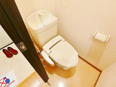 【トイレ】フジパレス堺なかもず1番館