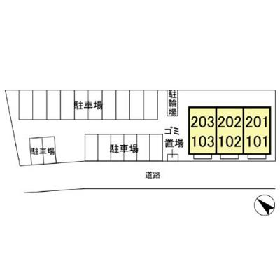 【区画図】サンボナール