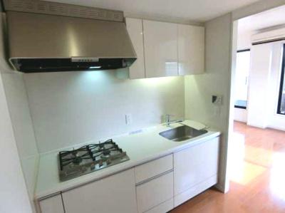 【キッチン】レジデンス三宿 ネット無料 デザイナーズ賃貸 2人入居可