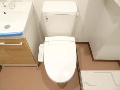 【トイレ】プライムブリス笹塚