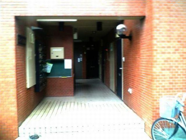 【エントランス】グレイス川崎