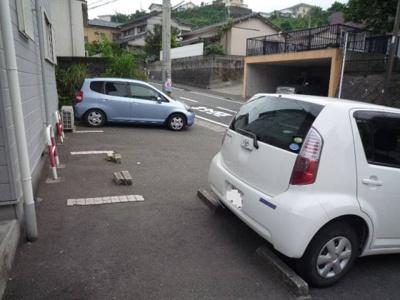 【駐車場】メゾンCORO