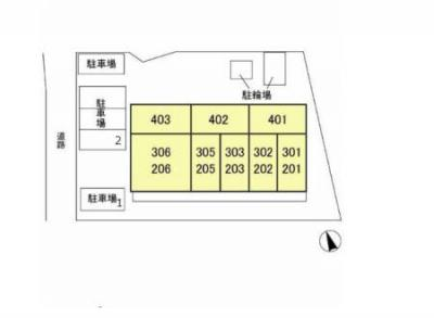【区画図】センチュリーハイムヒルサイドテラス