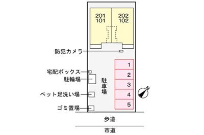 【地図】ミレーワ白金