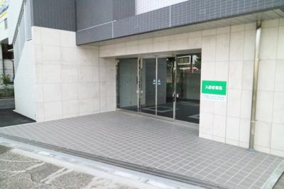 【エントランス】ジェノヴィア西高島平スカイガーデン