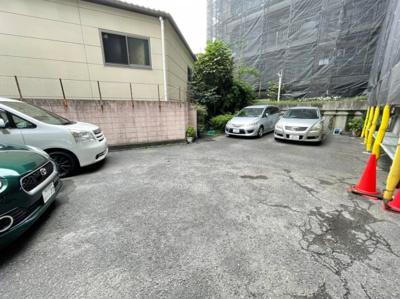 【駐車場】住吉スカイハイツ