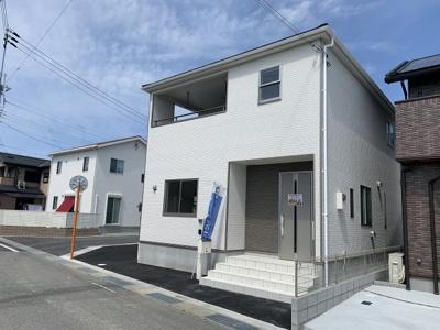 【外観:施工例】西高室 新築一戸建