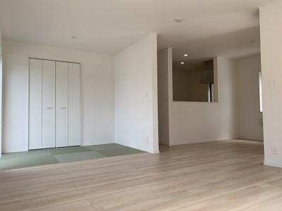 【内観:施工例】西高室 新築一戸建