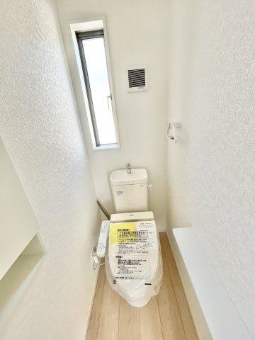 同仕様施工例 2階ストレージルーム