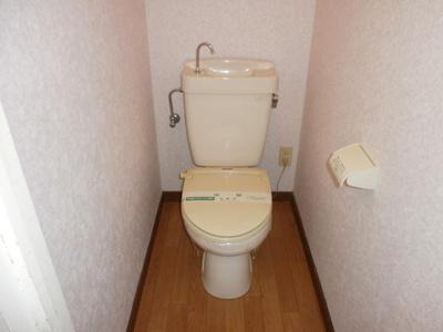 【トイレ】第2島之森ハイツ