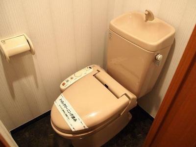 【トイレ】グランド・ガーラ南麻布