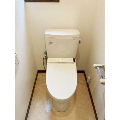 【トイレ】富士見台戸建