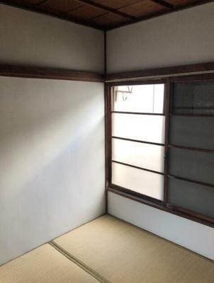 【居間・リビング】小松荘