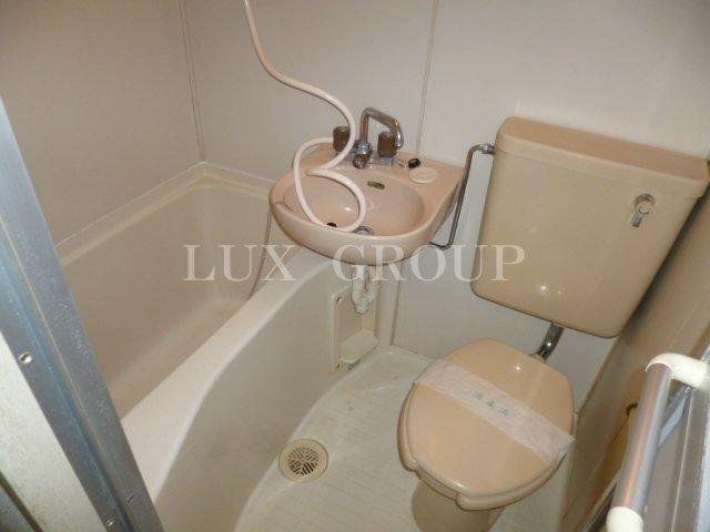 【浴室】グリーンハイム志村2号棟