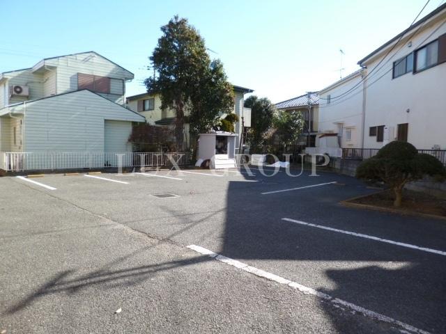 【駐車場】リバーサイド三田