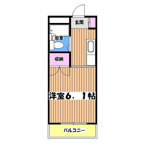 ラフィーネ昭島