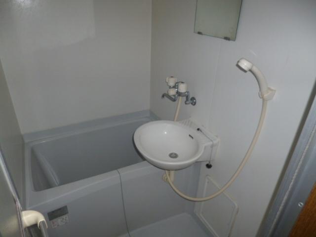 【浴室】アムール松村