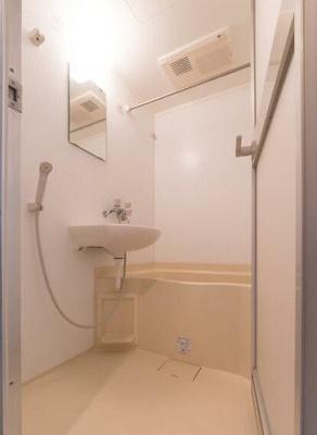【浴室】柏Ⅲハイム