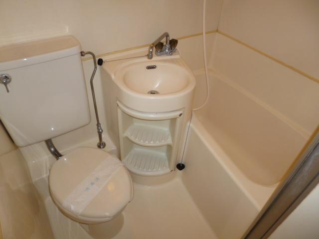 【浴室】ベルハイム小作台