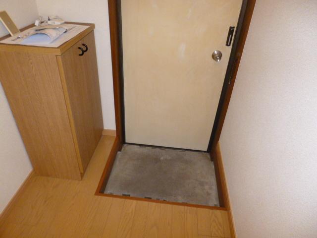 【玄関】ベルハイム小作台