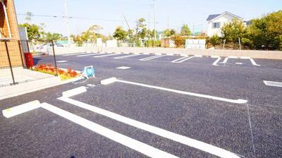 【駐車場】ボヌール Ⅱ