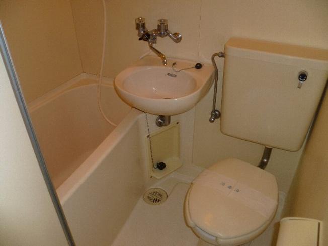 【浴室】ルミネ井上