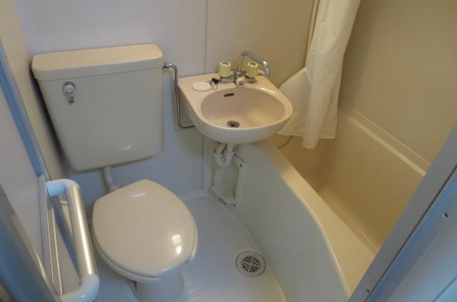 【浴室】サピアローザ