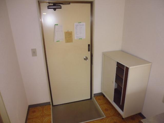 【玄関】フラワーハイム
