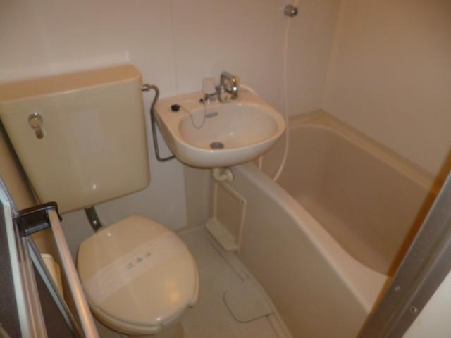 【浴室】美樹ハイツ