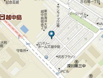 【地図】Orfeu(オルフェ)