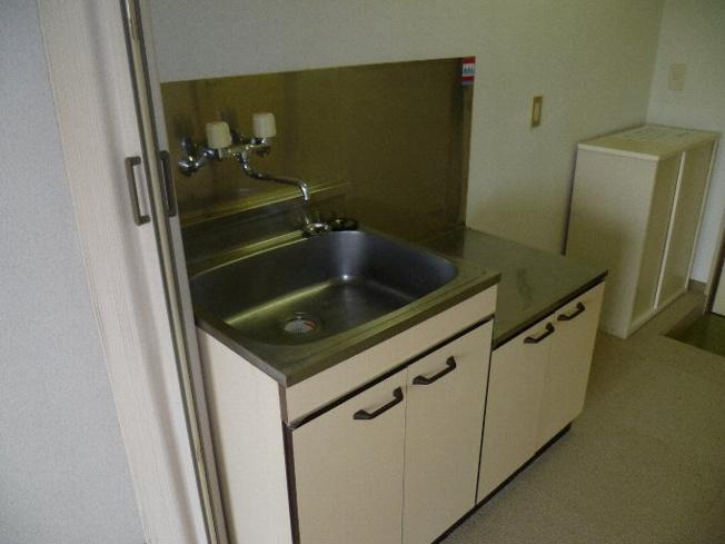 【キッチン】サンアベニュー高水