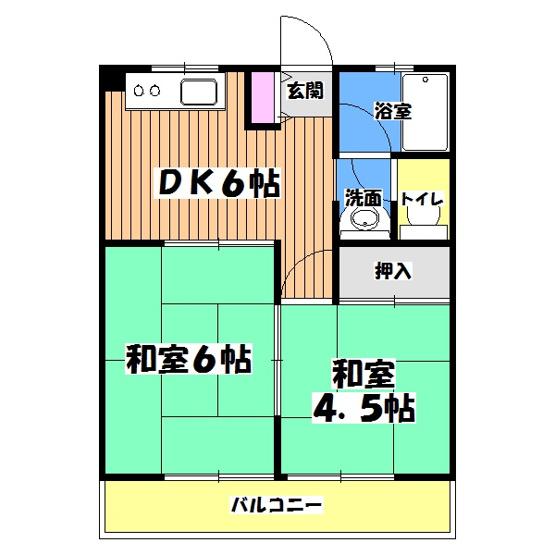 キャッスル羽村