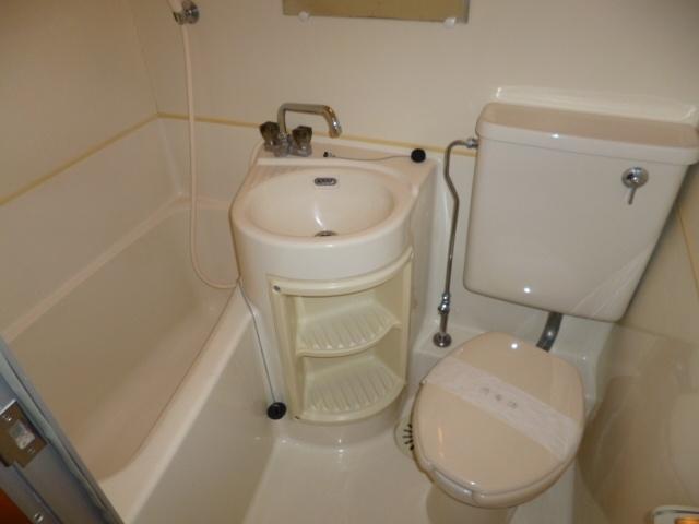 【浴室】アネックス河辺