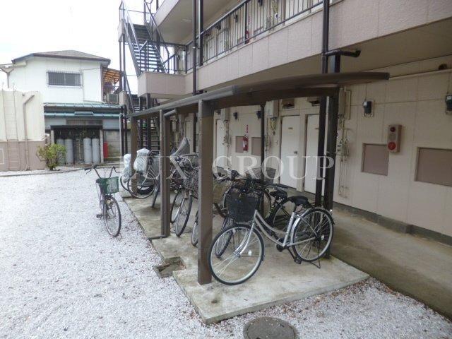【駐車場】シャトー若草