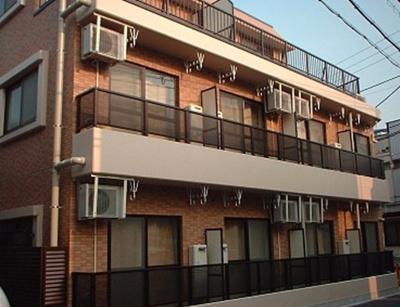 【外観】朝日中央ハイム