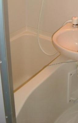 【浴室】朝日中央ハイム
