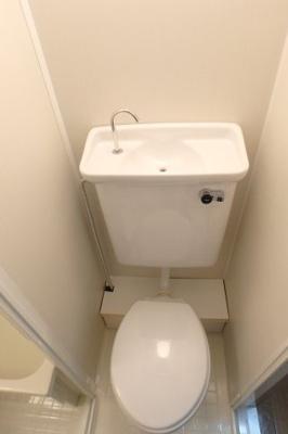 【トイレ】シティホームズ中山