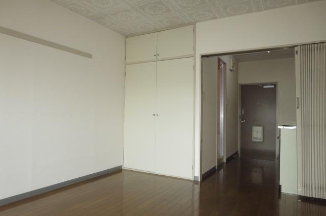 【寝室】レジデンス1166