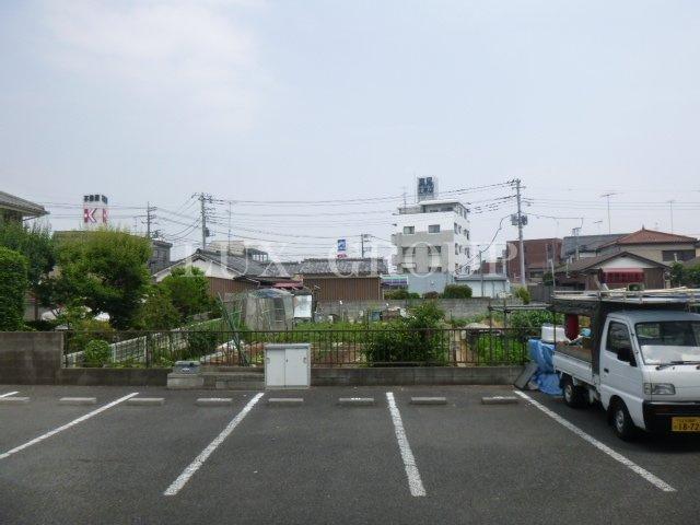 【駐車場】石井マンションピーコック