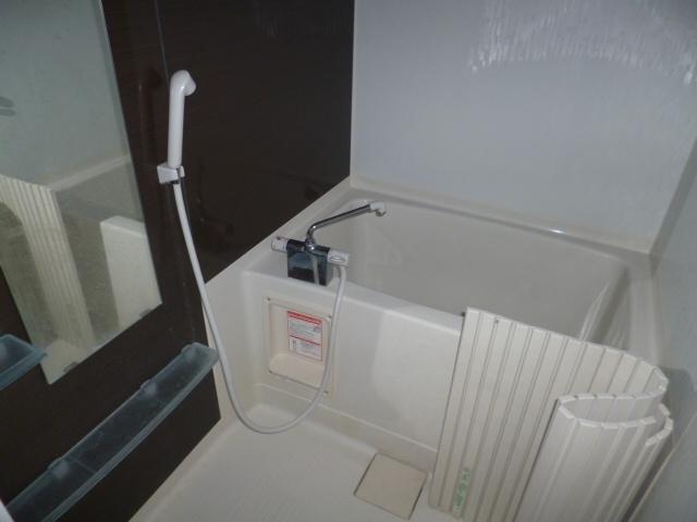 【浴室】バド