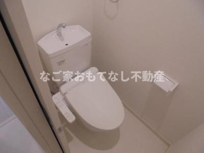 【トイレ】Azur二子