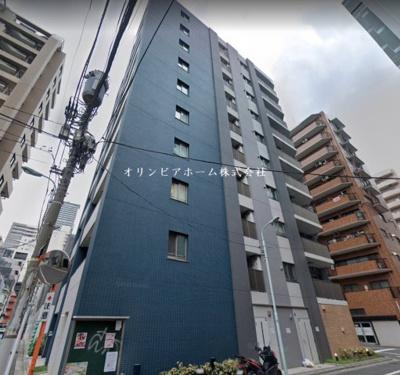 【外観】リビオレゾン日本橋浜町 リ フォーム済 角 部屋 2012年築