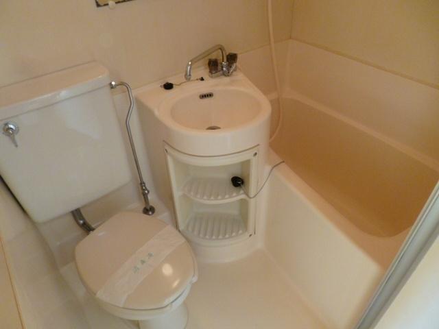 【浴室】石井マンションピーコック