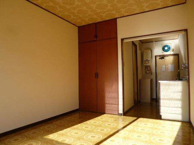 【寝室】石井マンションピーコック