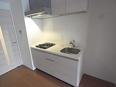 【キッチン】フォレリビエール磯辺通