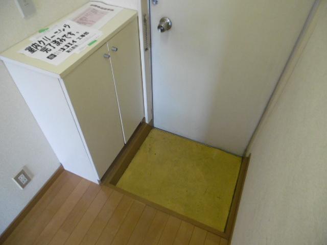 【玄関】サンアベニューめじろ台