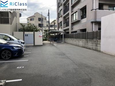 【駐車場】ワコーレピア兵庫