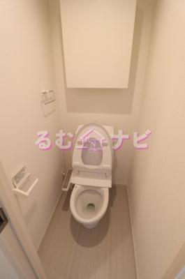 【トイレ】サンセールシエル