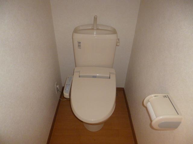 【トイレ】バド