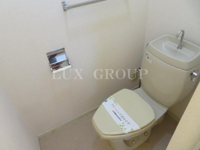 【トイレ】トラペジウム